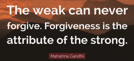 5 tips for a healthier lifestyle - forgiveness