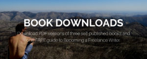 Slow Life Guides Section Header Art - Book Downloads 3
