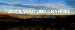 Slow Life Guides Section Header Art - YouTube Channel