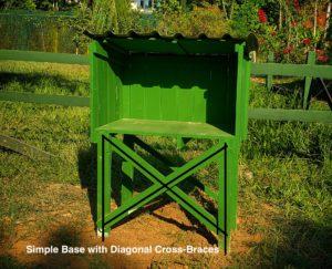 Trash Problem How to Build a Basurero - the base
