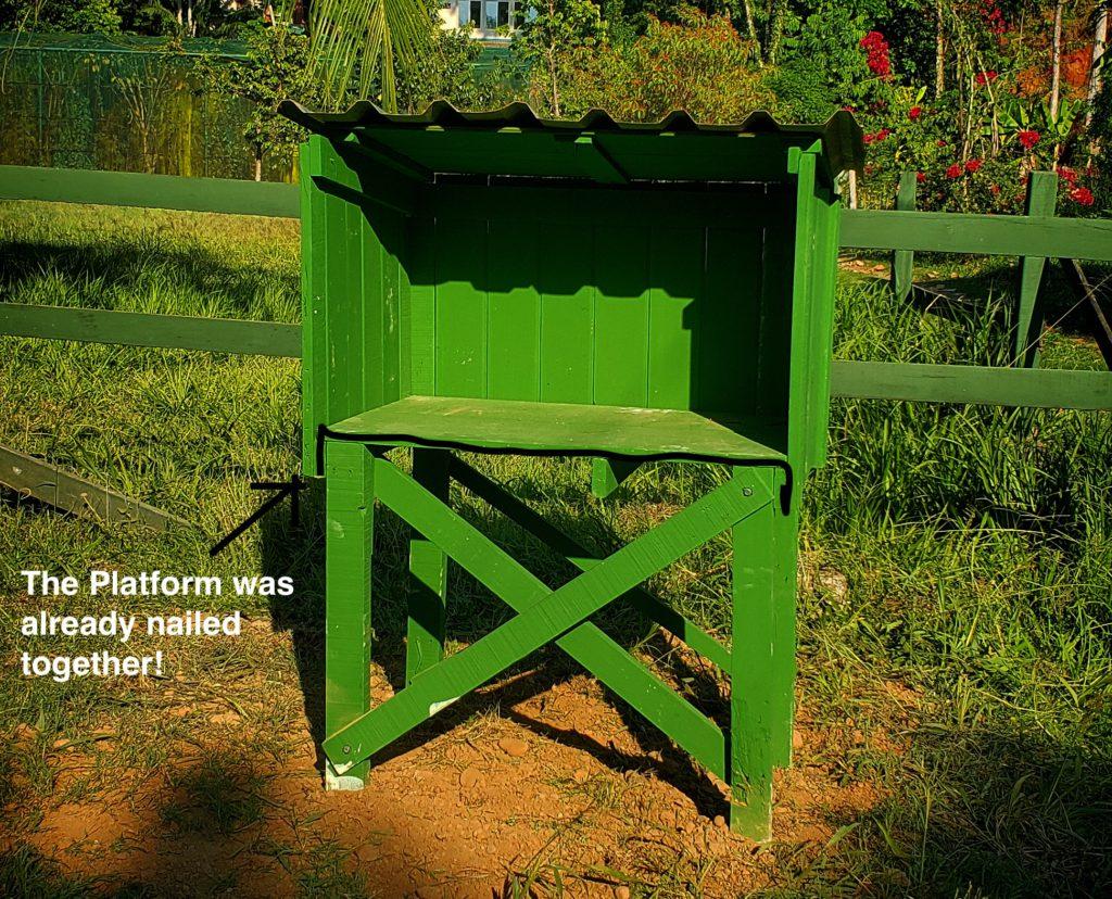 Trash Problem How to Build a Basurero - the platform