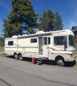 back in the states a life update - RV