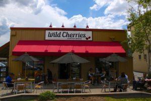 best coffee shops in truckee - wild cherries