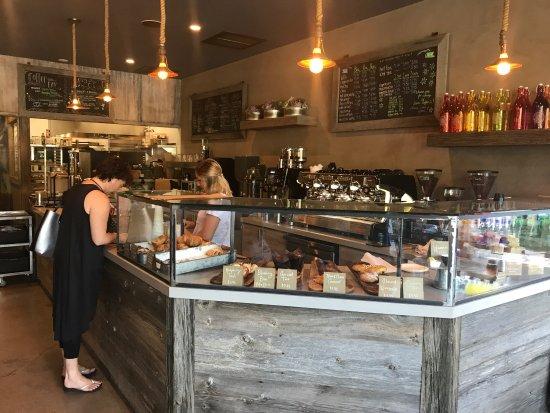 best coffee shops in truckee - zuri coffee