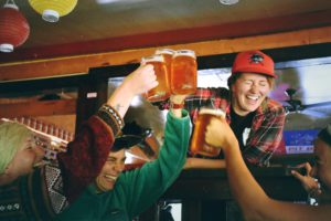 The Best Bars in Truckee Featured Image Photo by Drew Farwell on Unsplash