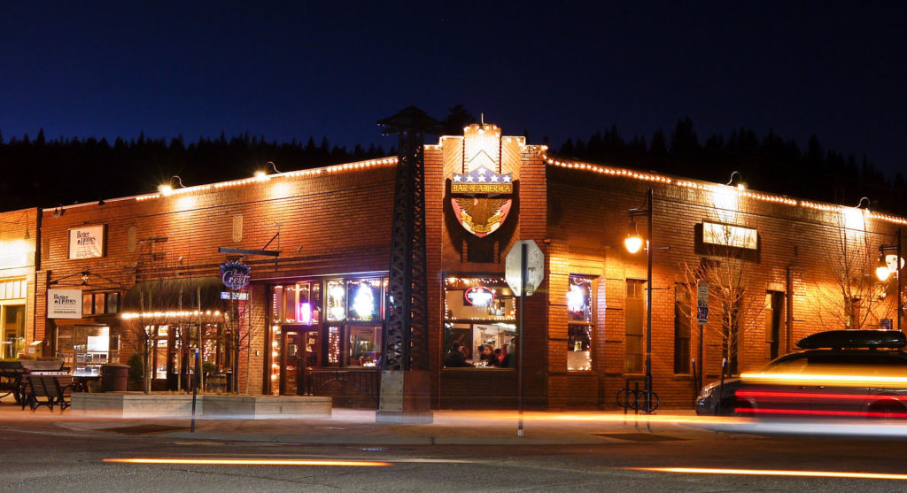 best bars in truckee - bar of america PC Theo Negri